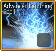 Advanced Lightning Spell