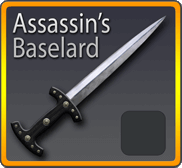 Assassins Baselard