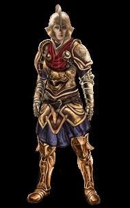 Bloodrider Armor