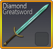 Diamond Greatsword