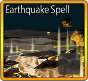 Earthquake Spell