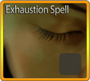 Exhaustion Spell