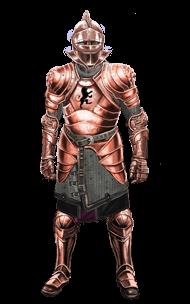 House Lion Armor