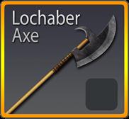 Lochabar Axe