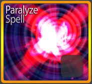 Paralyze Spell*
