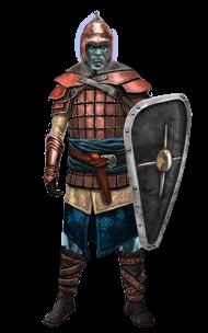 Platemail Armor