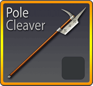 Pole Cleaver