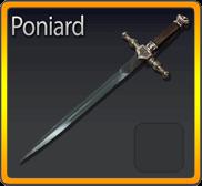 Poniard