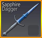 Sapphire Dagger