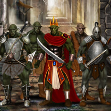 Stronghold Raiding Party
