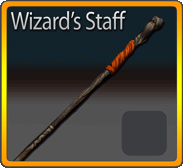 Wizard's Staff