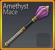 Amethyst Mace