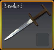 Baselard