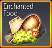 Enchanted Food