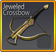 Jeweled Crossbow