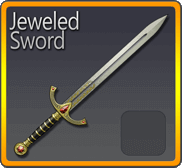 Jeweled Sword