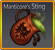 Manticore's Sting