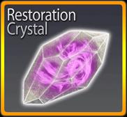 Restoration Crystal