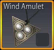 Wind Amulet