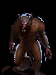 Ancient Werewolf