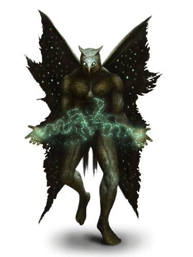 Mothman Harbinger